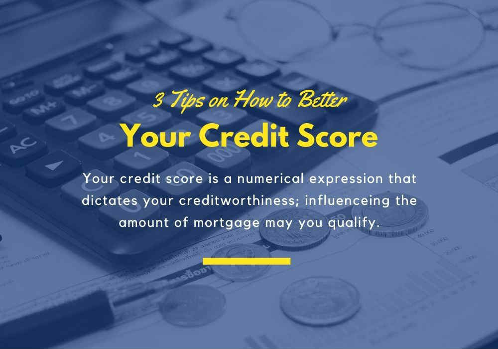 3 Tips on How to Better Your Credit Score in Vernon, BC