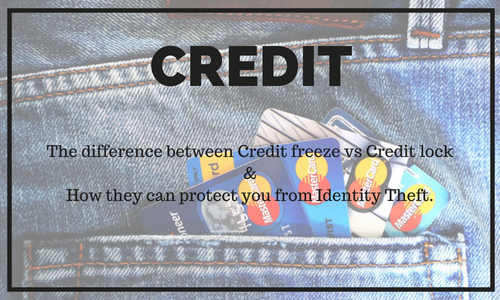 The Differences Between a Credit Freeze and Credit Lock, and How They Can Protect You from Identity Theft in Vernon, BC