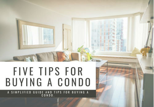 Five Tips for Buying a Condo in Vernon, BC