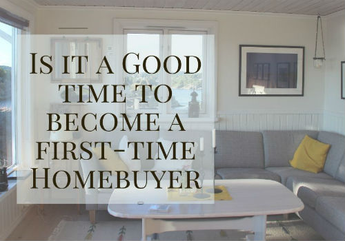 Is it a Good Time to Become a First-Time Home Buyer in Vernon, British Columbia?