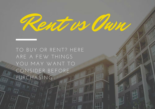 Renting Versus Buying a Home in Vernon, British Columbia