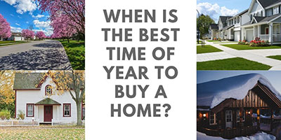 When is the Best Time of Year to Buy a Home in Vernon, BC?